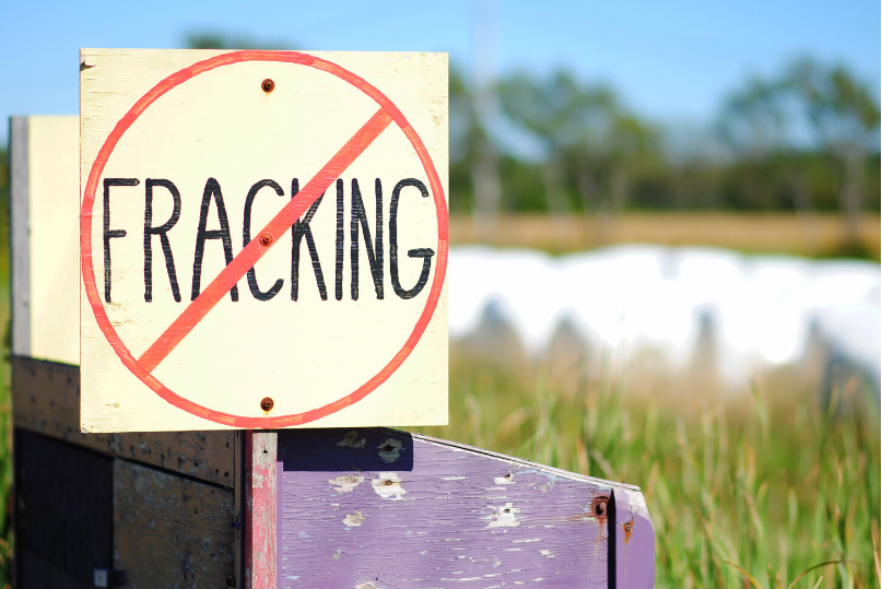 Read Our Lips: We're Banning Fracking