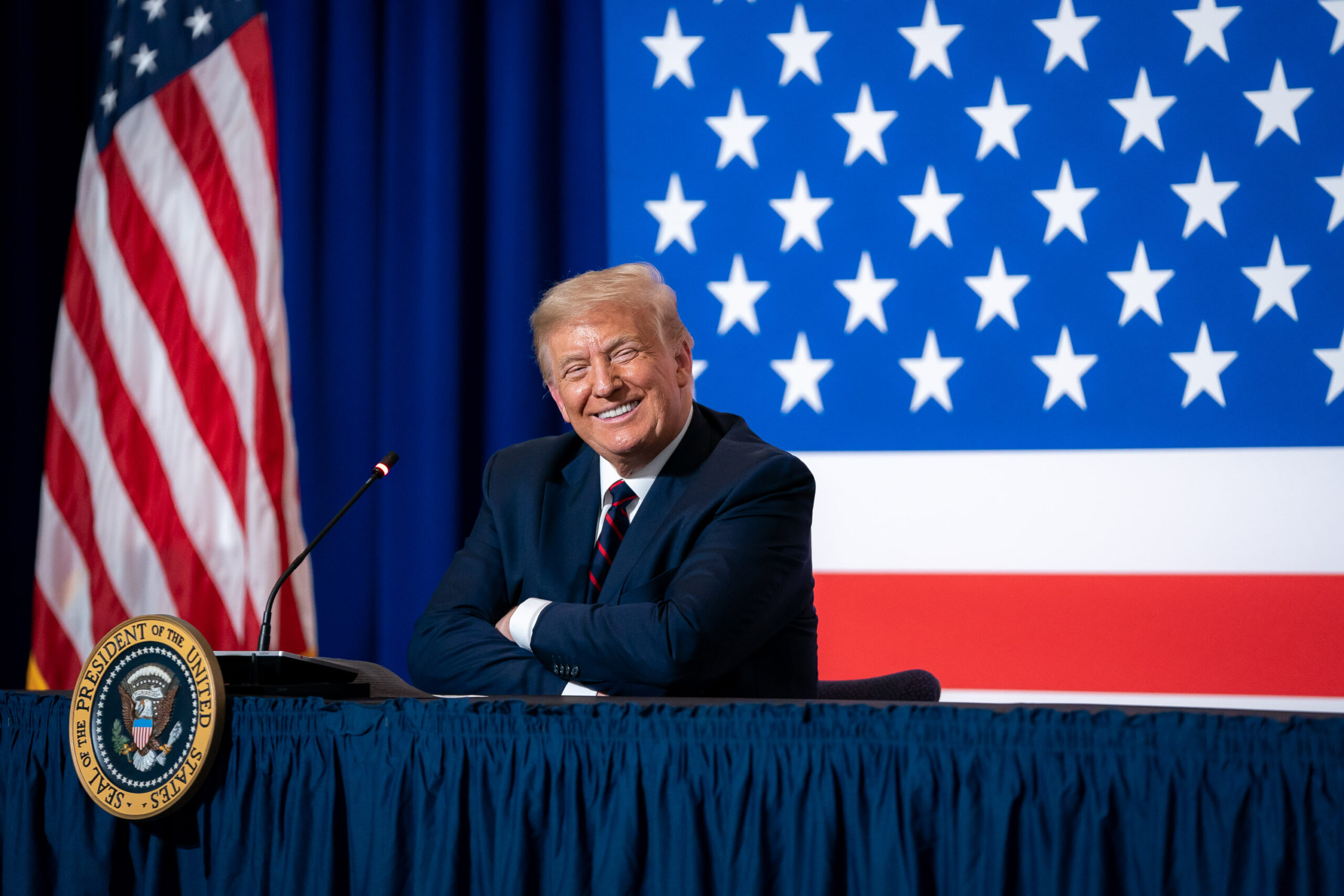 President Trump's Executive Orders Put America First