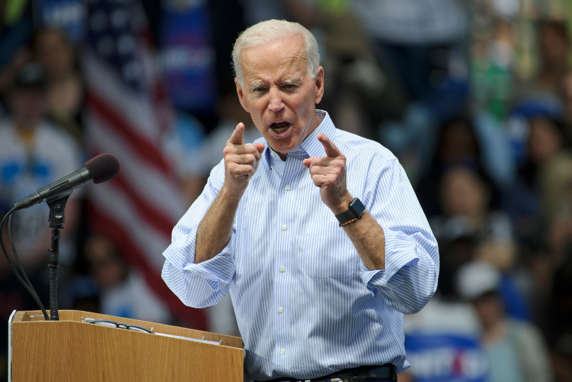 Biden Won't Disavow Court Packing