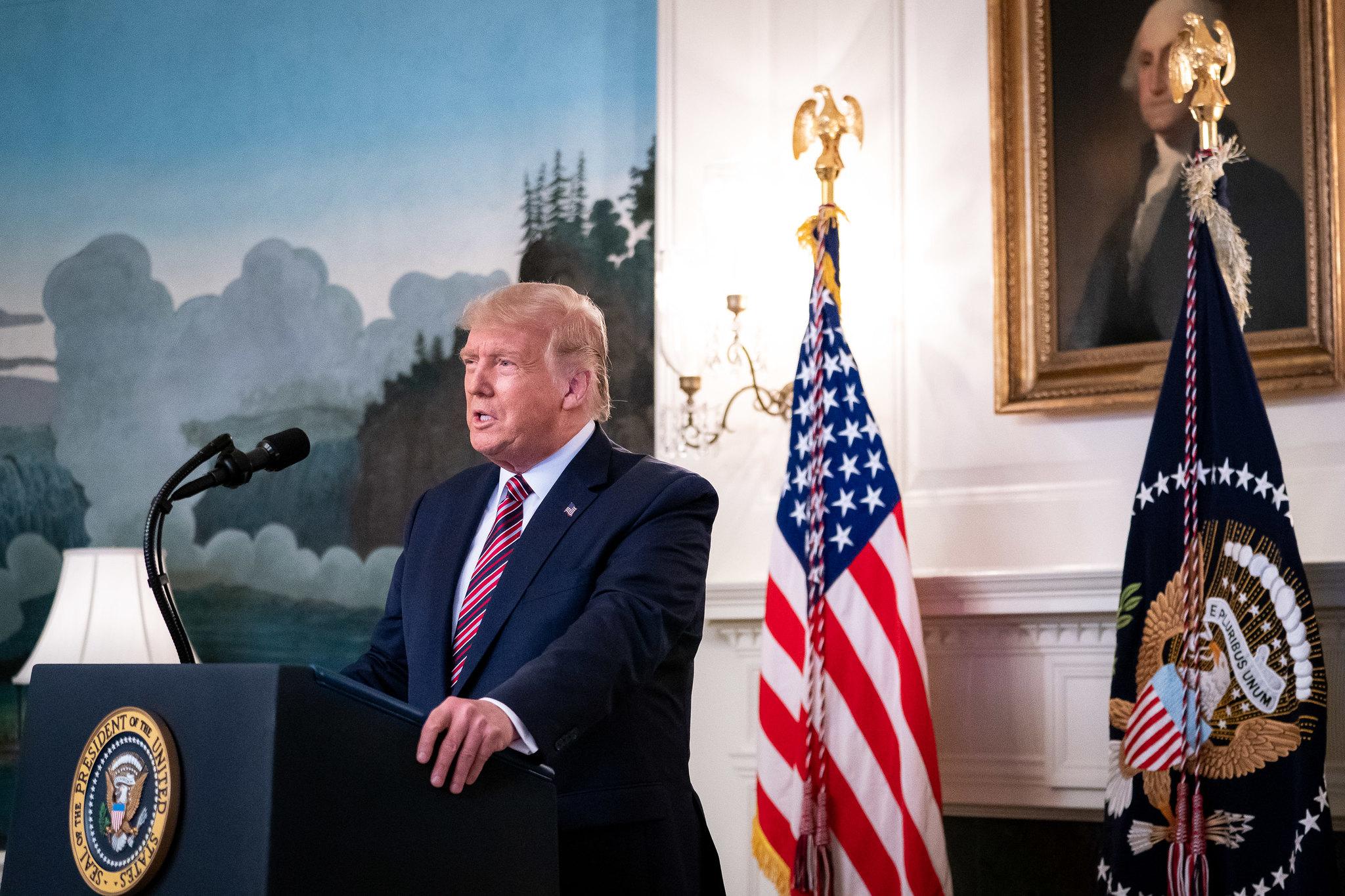 President Trump Reshapes the Judiciary